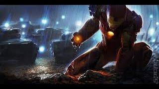 Homem de Ferro - Iron Man - Nintendo Wii - gameplay