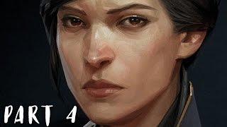 DISHONORED 2 Walkthrough Gameplay Part 4 - Clockwork Mansion (PS4)