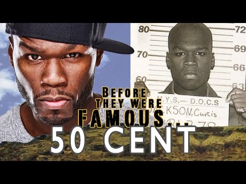 50 CENT – Before They Were Famous – CURTIS JACKSON
