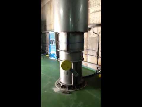 Oscillating Water Column Turbine