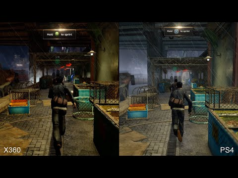 Sleeping Dogs: Xbox 360 vs PS4 Definitive Comparison