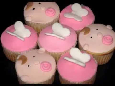 Baby Shower Cupcake Decorating Ideas Youtube