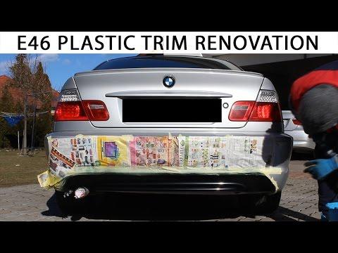 How To: BMW Shadowline (E46 coupe)