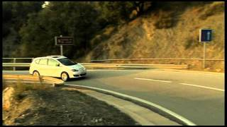 SEAT Altea XL Electric Ecomotive 2015 Videos