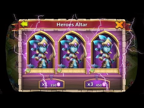 Castle Clash Rolling Siren (Full Reaction)