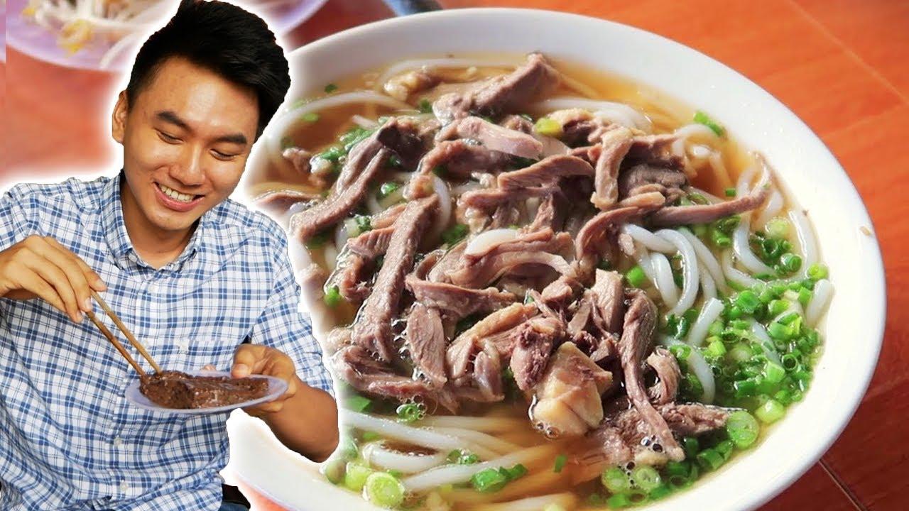 Ký sự du lịch ẩm thực Hà Giang #1 |Tp.Hà Giang đến Quản Bạ