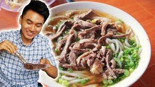 A SUPER UNIQUE soup of The Dao. Tourism Ha Giang # 1