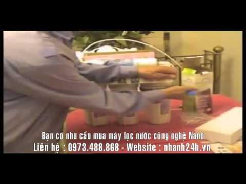 Hướng dẫn lắp đặt , sử dụng máy lọc nước NANO GEYSER (phần 5) - Nhanh24h.vn