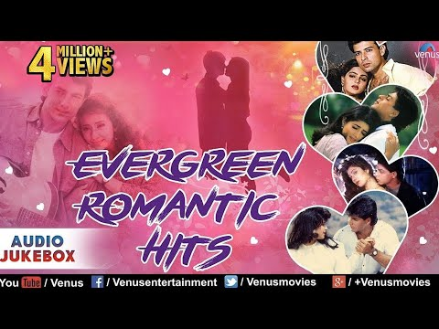 evergreen-romantic-hits-:-90's-romantic-songs-collection-|-best-bollywood-love-songs-|-audio-jukebox