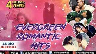 Video Evergreen Romantic Hits : 90's Romantic Songs Collection | Best Bollywood Love Songs | Audio Jukebox download MP3, 3GP, MP4, WEBM, AVI, FLV Juli 2018