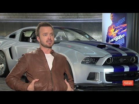 Need For Speed  With Aaron Paul, Scott Mescudi, Imogen Poots And More HD