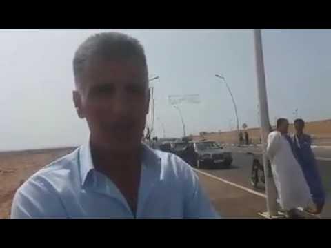 منع مستشارين من الإلتحاق بدورة ماي للمجلس الجماعي لفاصك من قبل أمن كليميم