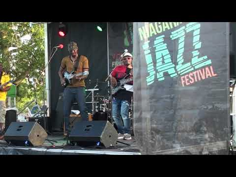 SHINE ROC & The REBELS - LIVE@ TD NIAGARA JAZZ FESTIVAL 2019.