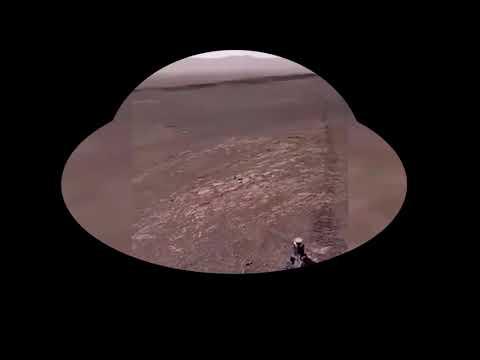 Что слышно на Марсе? Первое видео со звуком!