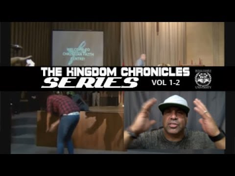 The Kingdom Chronicles series Vol. 1-2