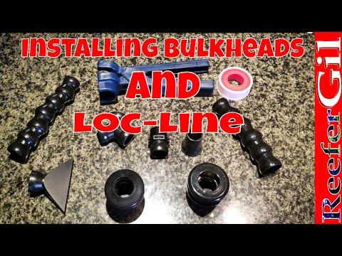 Build Series| Eps. 14| Installing Bulkhead And Loc-Line