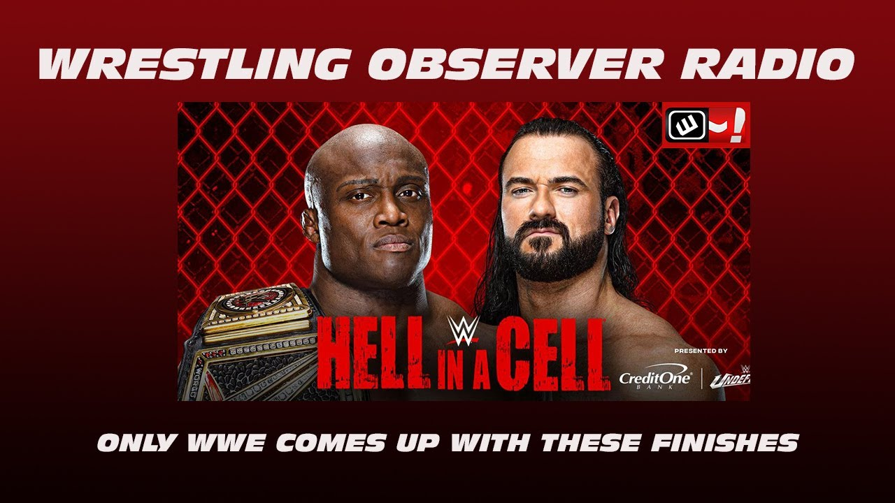 Only WWE subjects their fans to these kinds of finishes: Wrestling Observer Radio