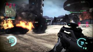DUST 514 - Welcome to New Eden - Part 1 HD game trailer - PS3 Exclusive
