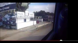 Llegando a Villa Aldama Tamaulipas