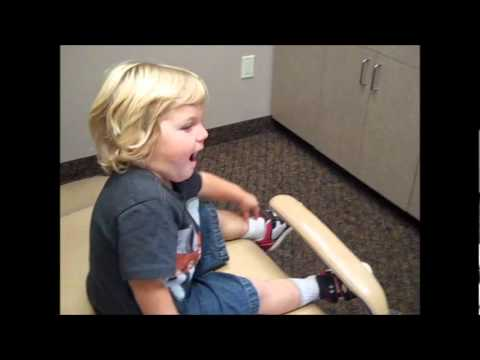 Ty - 2 year old - First Visit to the Dentist