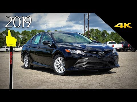 2019 Toyota Camry LE - Detailed Overview