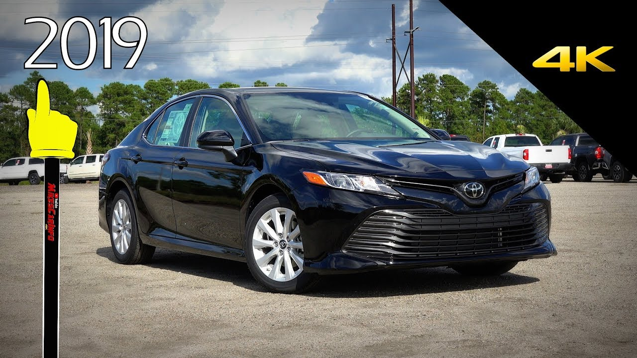2019 Toyota Camry Le Detailed Overview