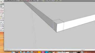 Building a Shipping Container in Sketchup 8