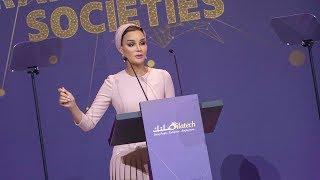 Etkinlikte Prenses Sheikha Moza Onun konuşmasından Silatech olay | klip klip HH Sheikha Moza konuşması ile ilgilidir