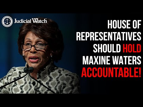 FLASHBACK: Maxine Waters Incitement! House Should FINALLY Hold Her Accountable!