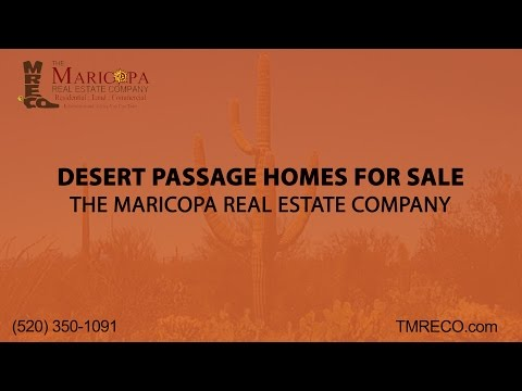 Desert Passage Homes For Sale | The Maricopa Real Estate Agency