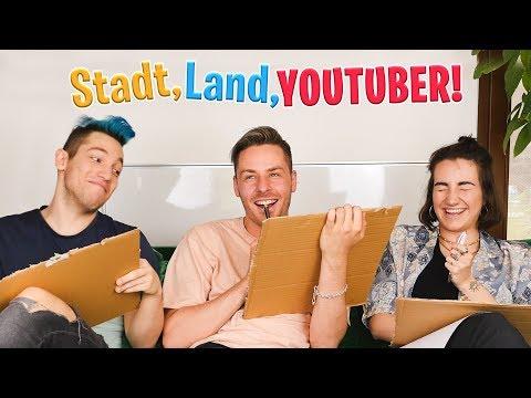 STADT, LAND, Youtuber