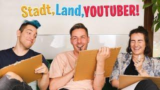 STADT, LAND, Youtuber (CDU lol) mit REZO und Jodie