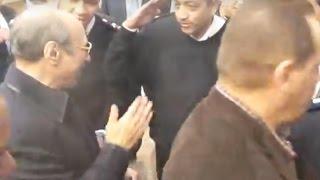 تحية عسكرية لـ«العادلي» بعد حكم البراءة.. وأمين سر المحكمة يقبله