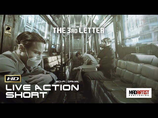 THE 3RD LETTER | Incredible Film about a whole new human world - VFX Film by Marauder Film
