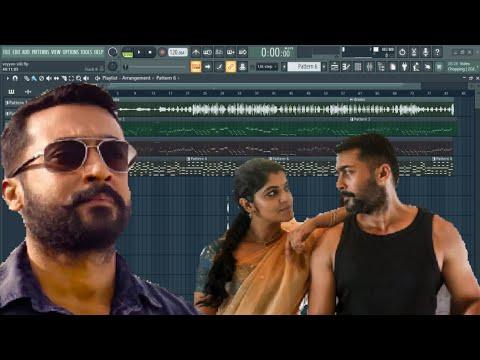 veyyon-silli-song-in-fl-studio-#piano_cover-soorarai-pottru-#veyyon_silli_song-#musician_ragu