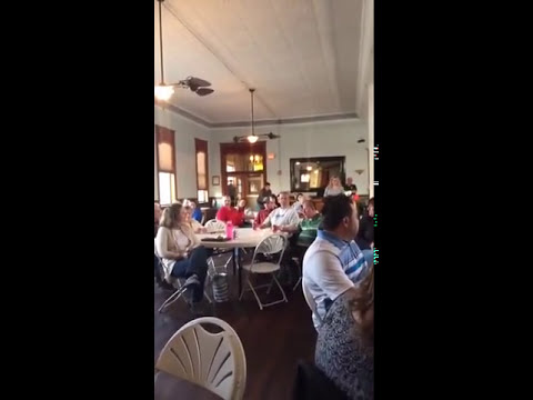 Pacific Partnership and Main Street Missouri Connection Town Hall Meeting