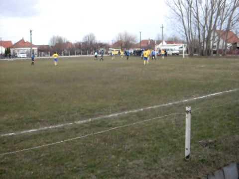 Üllés-FK 1899 Szeged 2010 03. 14.