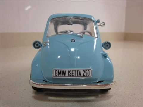 bmw isetta 250 revell scale 1 18 youtube. Black Bedroom Furniture Sets. Home Design Ideas