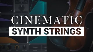 How To Make A Cinematic String Section - Sound Design Tutorial