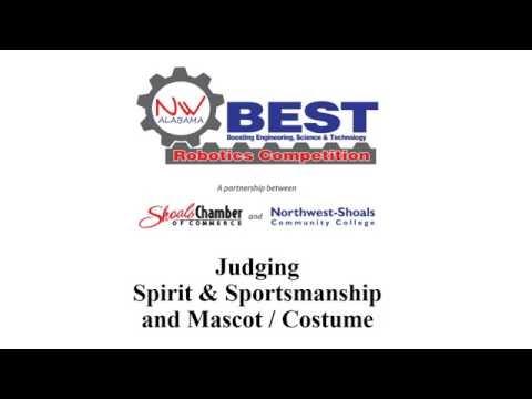Spirit & Sportsmanship and Mascot Costume Judging