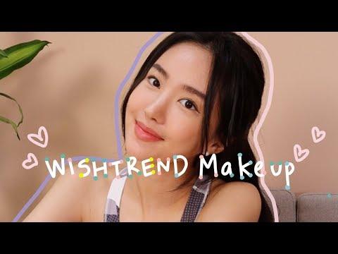 Wishtrend Fitness TV Host Chloe Bak's Make up Tutorial thumbnail