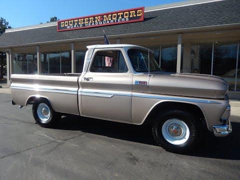 1965 Chevrolet C10 $35,900.00