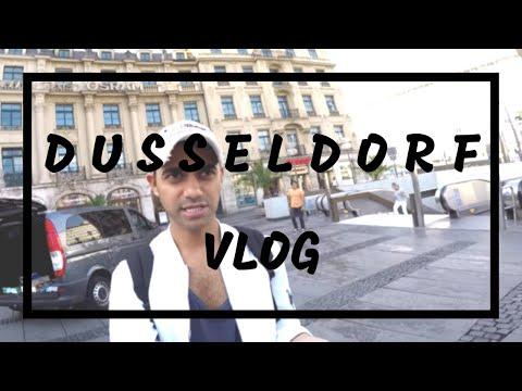 Dusseldorf vlog