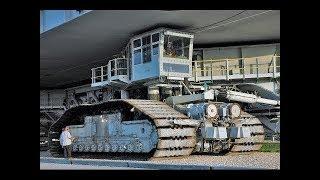 Суперсооружения Мега машины, машины монстры, гигантская техника Документальный фильм 12 0