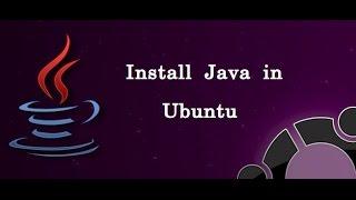 How to install java JDK in Ubuntu 14.04, 13.04, 12.04