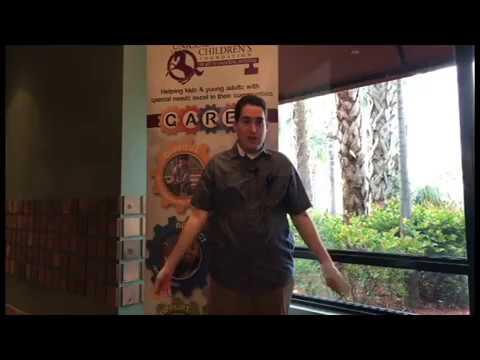 Unicorn Village Academy Graduate Thomas Gomez Speech