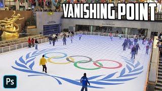 Photoshop: Vanishing Point!