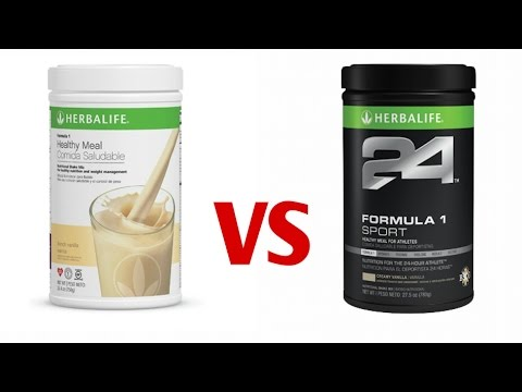 Herbalife or Herbalife 24: Which Program is Best for You?