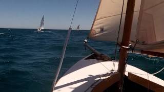 Old Gaffers Sail From Ocean Reef Boat Harbour
