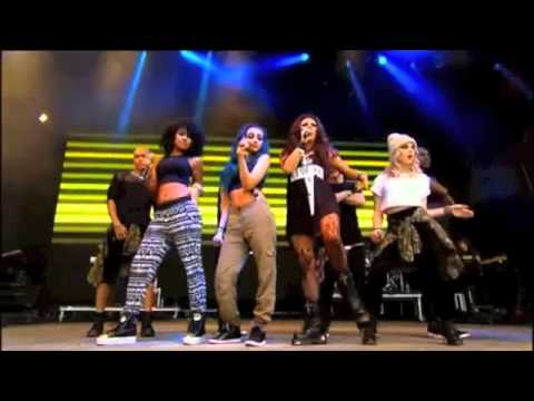 Little Mix - No Scrubs (Live At Radio 1's Big Weekend Festival)